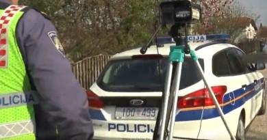 policija, promet