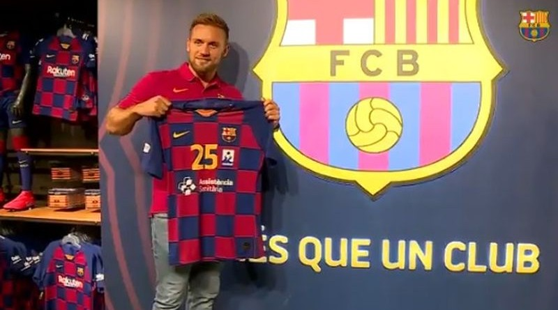 Foto: Twitter/Barcelona