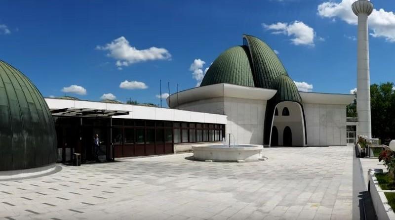džamija zagreb