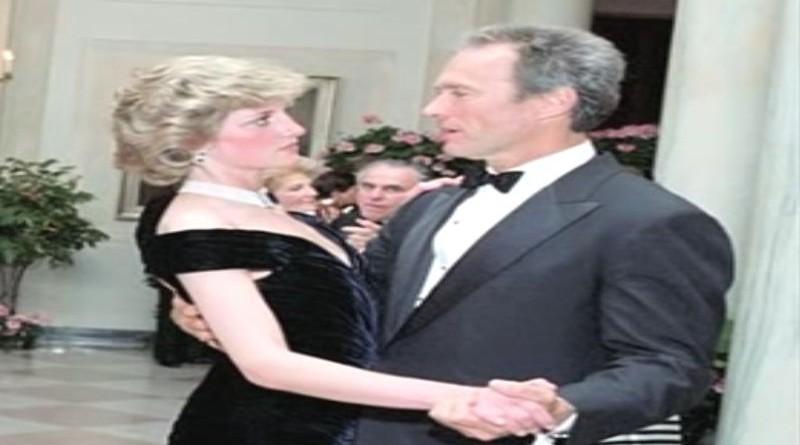 Princeza Diana i Clint Eastwood