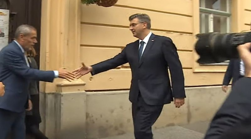 bandić, plenković