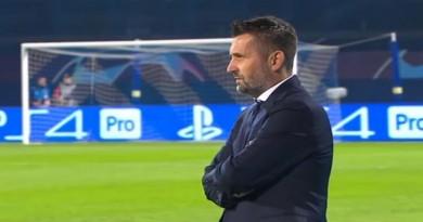 BJELICA NAKON ATALANTE: Htjeli smo da Oršić bude iza leđa obrane, tamo gdje ga ne očekuju