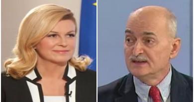 POLITIKA: Slaven Letica – Zastrašujući korupcijski poučak predsjednice Republike KGK