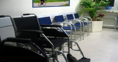 Ovakve slike gotovo da u nas u čekaonicama ne postoje - sve je više ljudi na bolovanju
