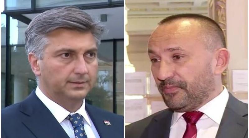 plenković, zekanović