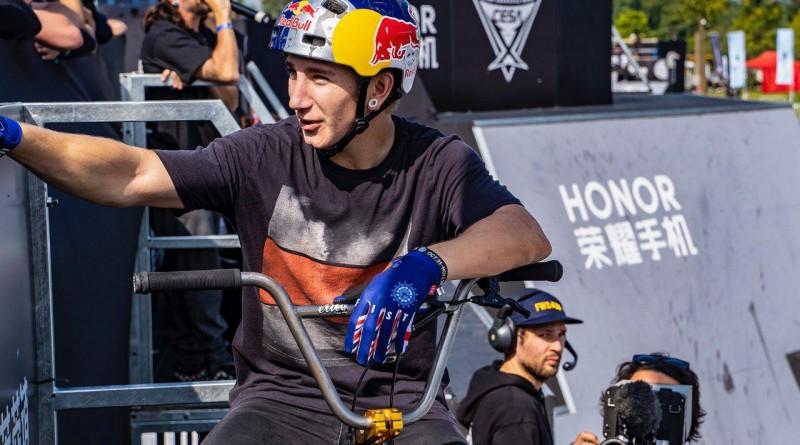 Marin Ranteš, BMX