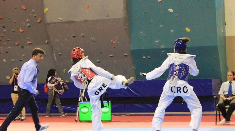 Matea Kolovrat, taekwondo