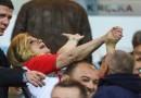 """VIDEO: HIT NA INTERNETU – Predsjednica navijačica: """"U boj, u boj, za narod svoj!"""""""