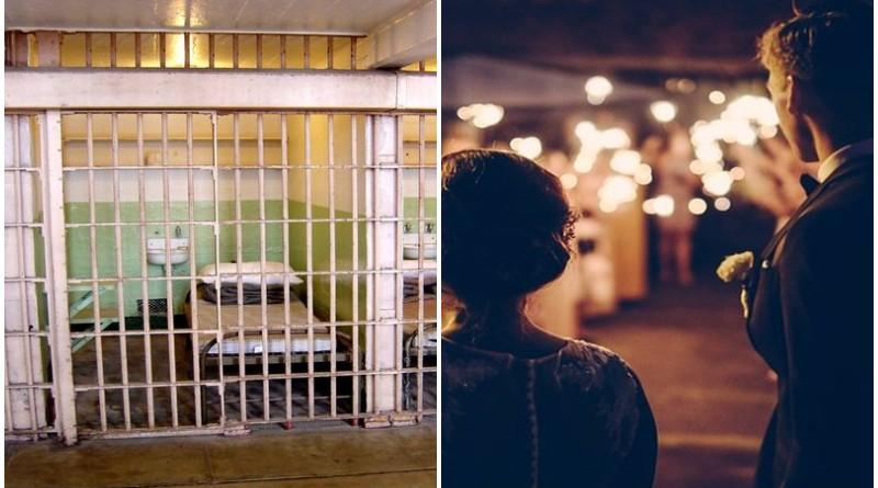 vjenčanje, zatvor