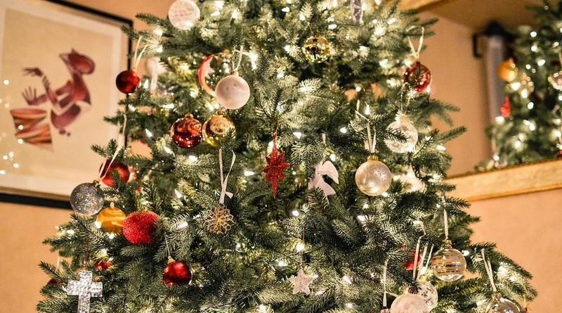 božić, božićna jelka