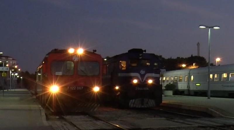 hž, hrvatske željeznice