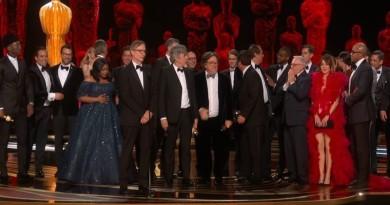 Nagrada Oscar, fil Zelena knjiga (Foto: Screenshot)