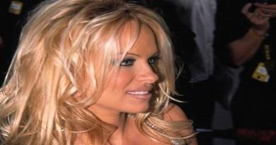 FOTO: UVIJEK VRUĆA – Pamela Anderson na sebi ima samo crne štikle
