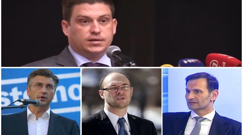 butković, kovač, plenković, stier