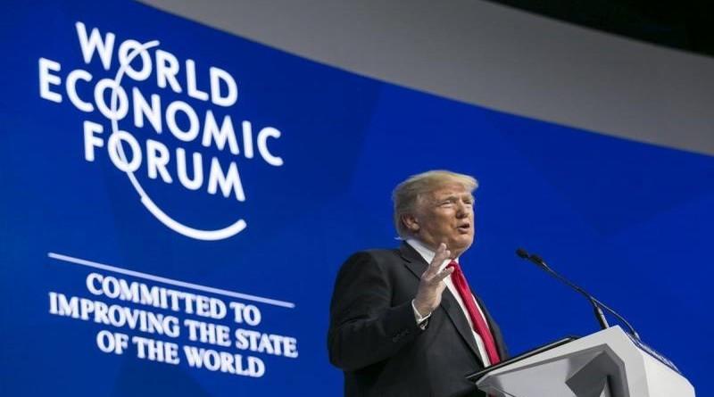 Foto: Twitter/World Economic Forum