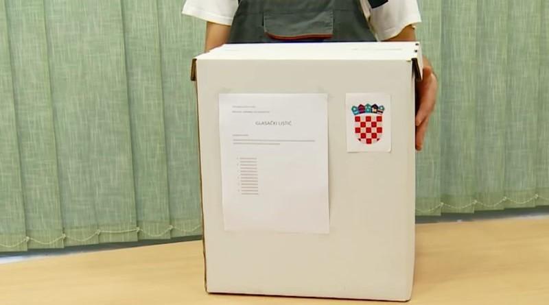 kutija, izbori, glasanje