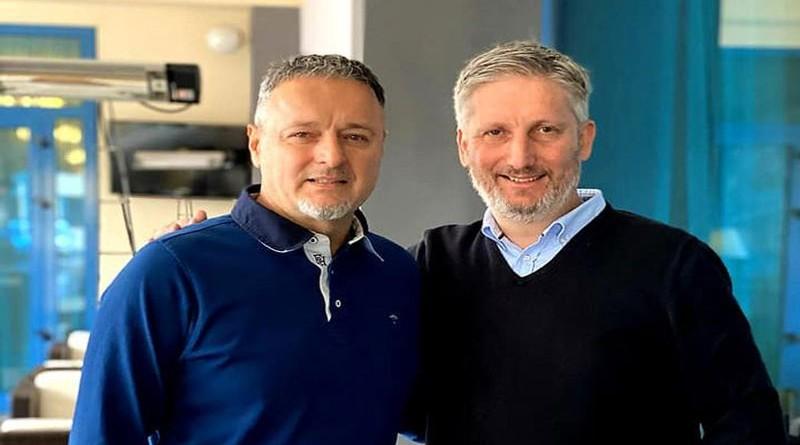 Marko Perković Thompson i Mario Hudić