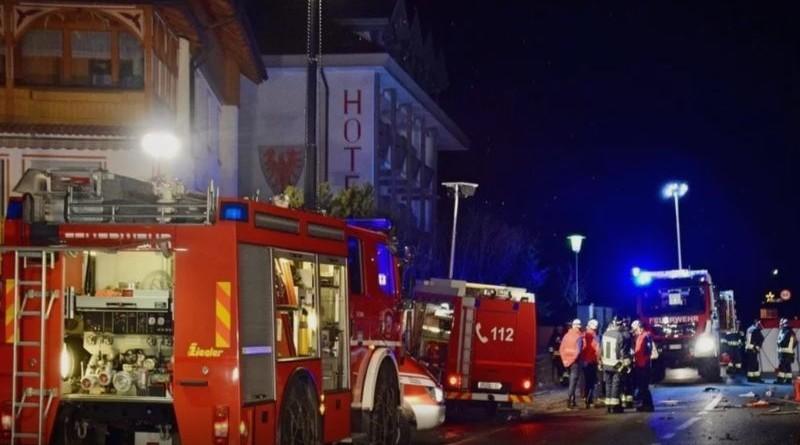 Izvor: Freiwilige Feuerwehr Lutach/Facebook