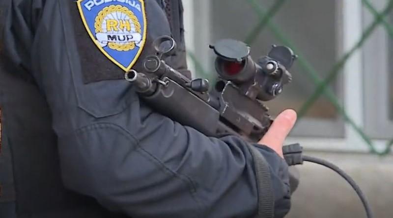 policija, interventna policija