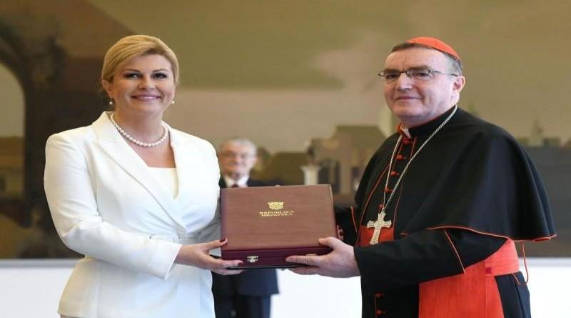Foto: Ured predsjednice/Dario Andrisek