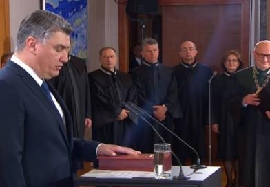 ODABRAN TIM PREDSJEDNIKA: Zoran Milanović imenovao je sve savjetnike