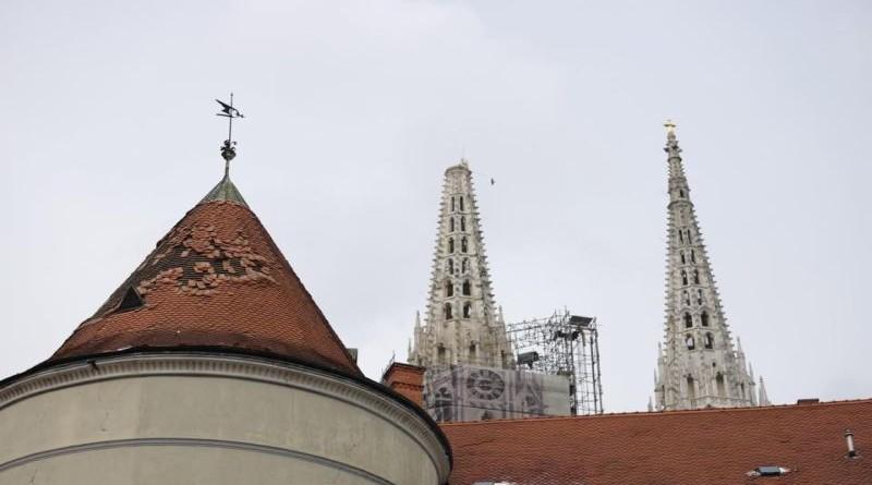 katedrala, potres