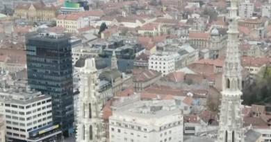križ, katedrala, potres