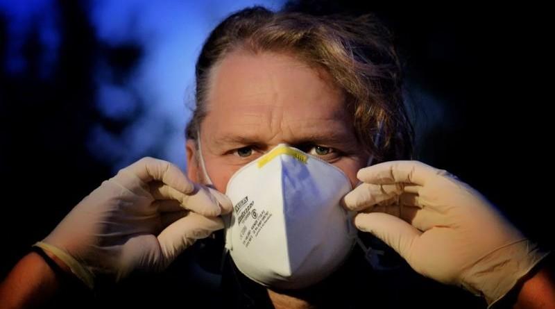 maska, virus, koronavirus