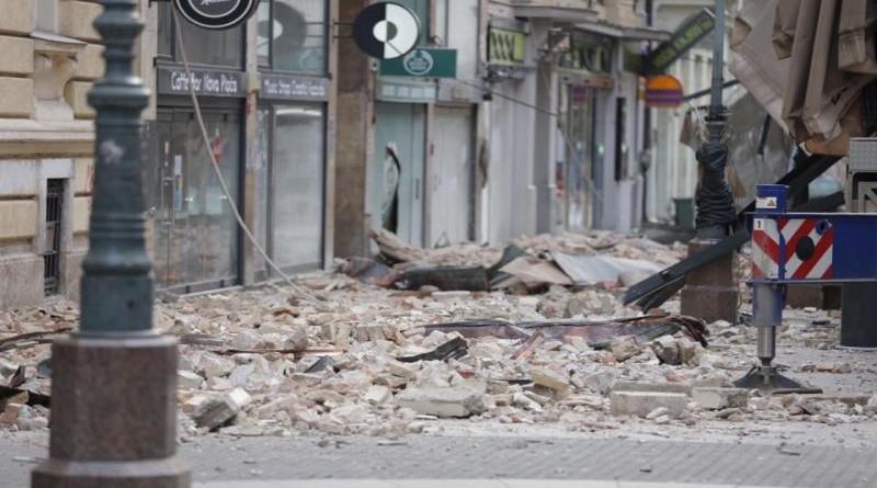 Potres Uzdrmao Hrvatsku Snaga 6 2 Urusile Se Kuce U Petrinji Velike Stete I U Zagrebu Totalinfo Hr