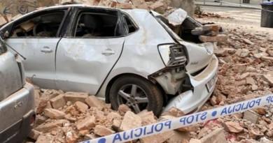 potres, zagreb, auto