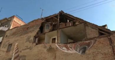 potres, zagreb, zgrada