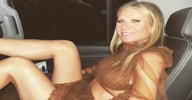 BURA OKO VIBRATORA: Glumica Gwineth Paltrow reklamirala svoje seksi igračke