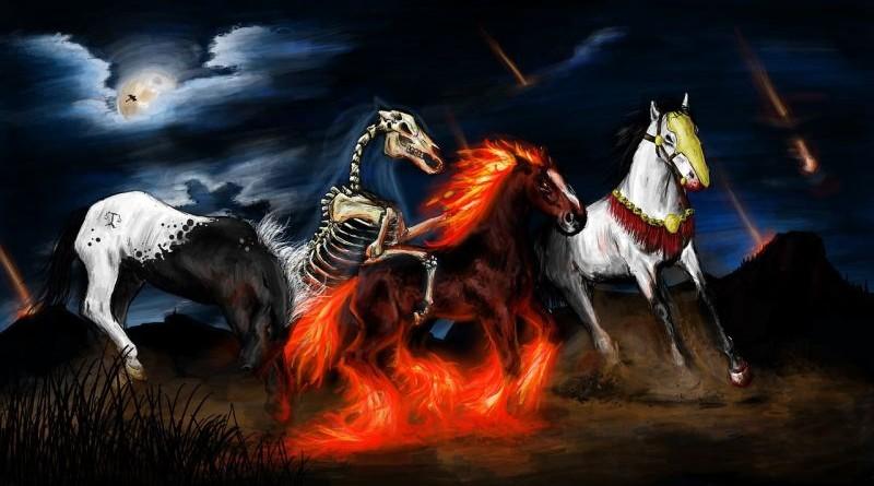 konji, apokalipsa