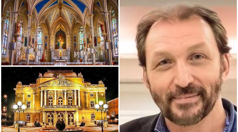 torjanac, crkva, kazalište