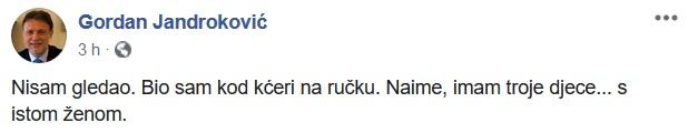 jandroković, faksimil