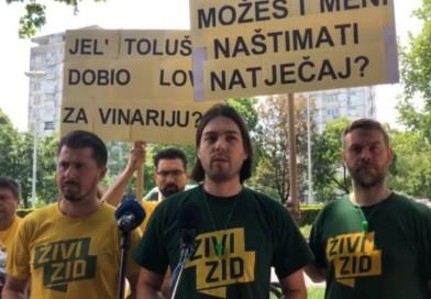 VIDEO: IVAN VILIBOR SINČIĆ – Zašto ministrica Vučković ne smijeni uhićenu Ružicu Njavro?!