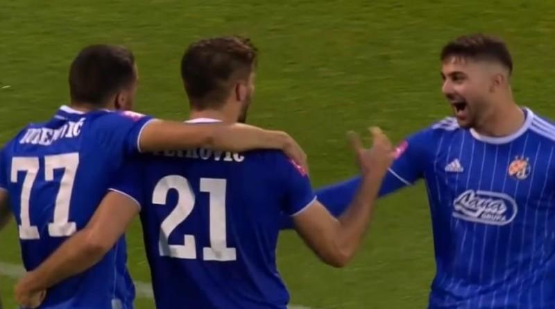 Petković je spasio Dinamo u zadnjim trenucima susreta.