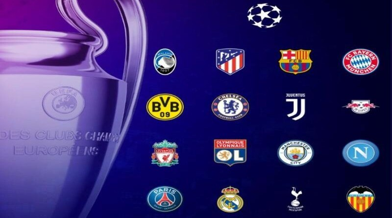 Foto: Twitter/UEFA Champions League