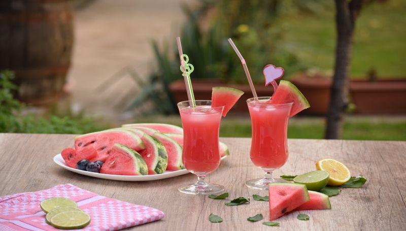 lubenica, desert