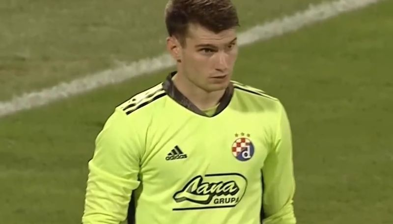 Livaković je obranio dva kaznena udarca